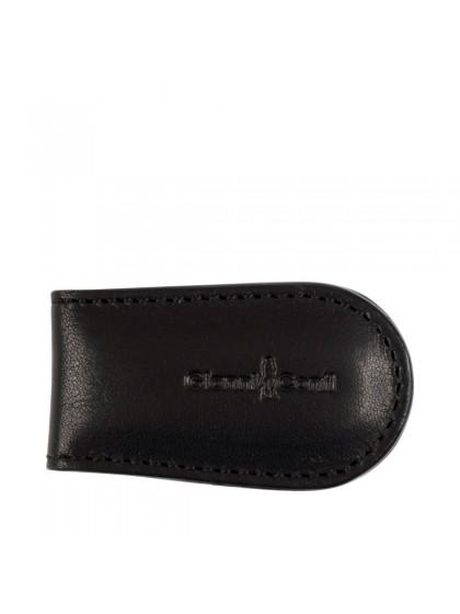 Gianni Conti Leather Money Clip