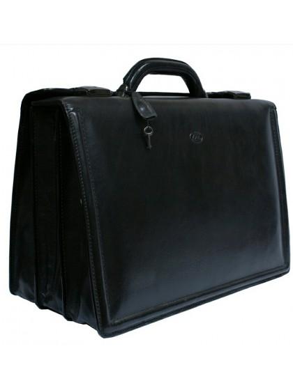 Tony Perotti leather briefcase