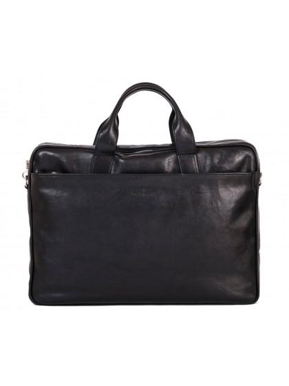 Gianni Conti Leather Briefcase