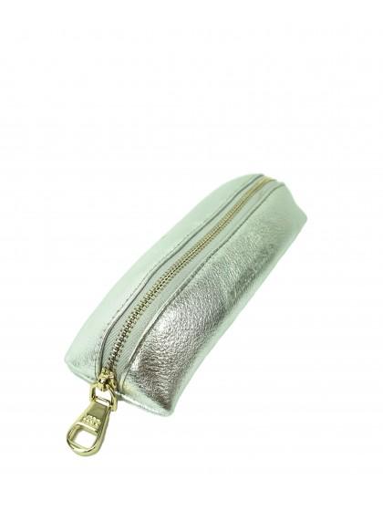 Maria Carla Leather Glass Case