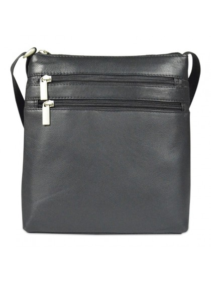 Alex&Co Small Leather Crossbody bag