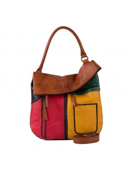 Gianni Conti Leather Vintage bag