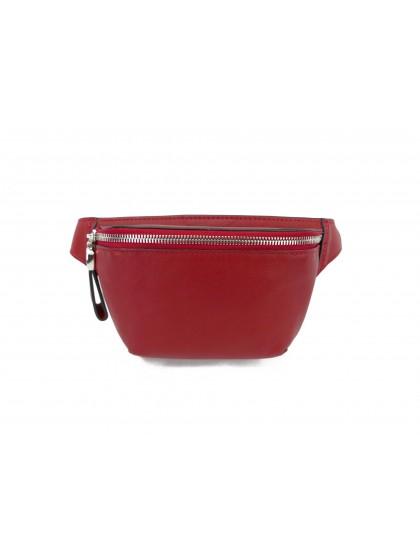 Gianni Conti Leather Belt Bag