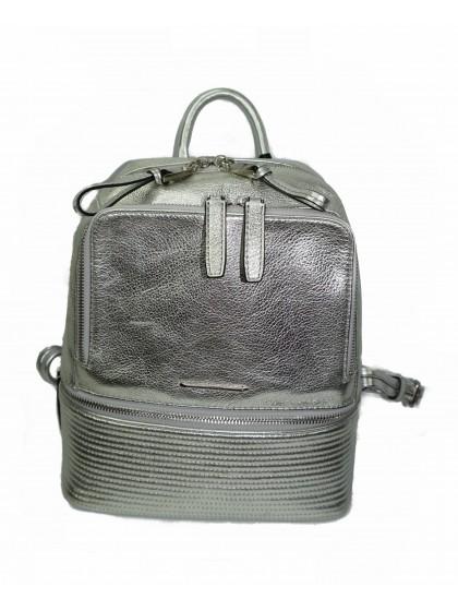 Maria Carla  Leather Backpack